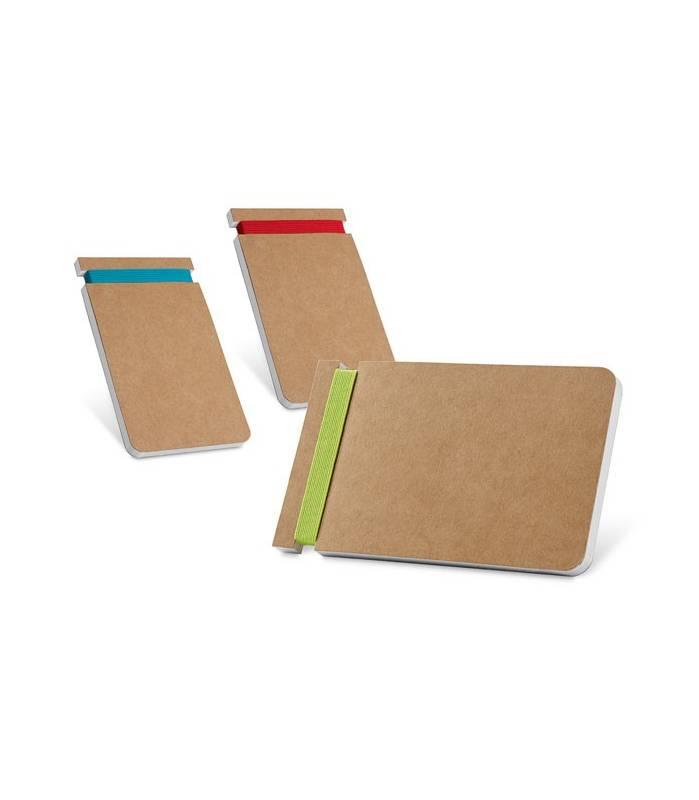 Block note desing set di 3 in colori assortiti