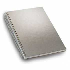 Block note/rilegatura metalica