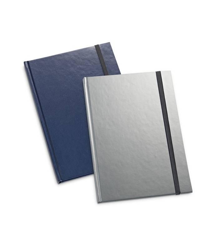 Block note/copertina rigida ,elastico