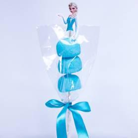 Spiedini di marshmallow personalizzato Frozen