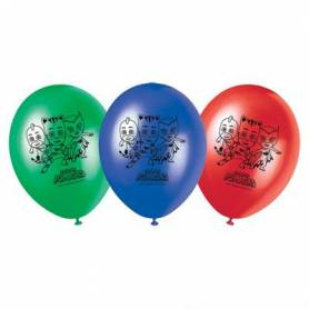 Palloncini super pigiamini pz.8 Cm.28