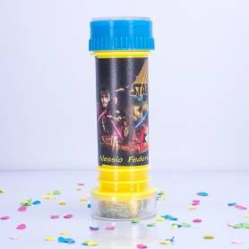 Bolle di sapone personalizzate Star Wars 10pz