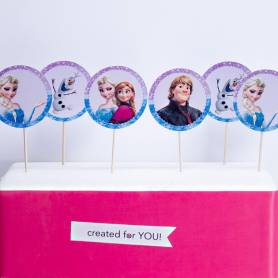 Picks piccoli frozen 20 pz