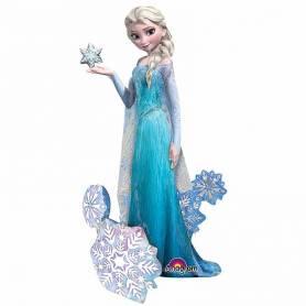 palloncino mylar elsa frozen 145 cm