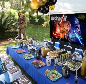 Jedi Wars kit