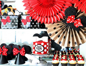Mickey & Minnie Kit