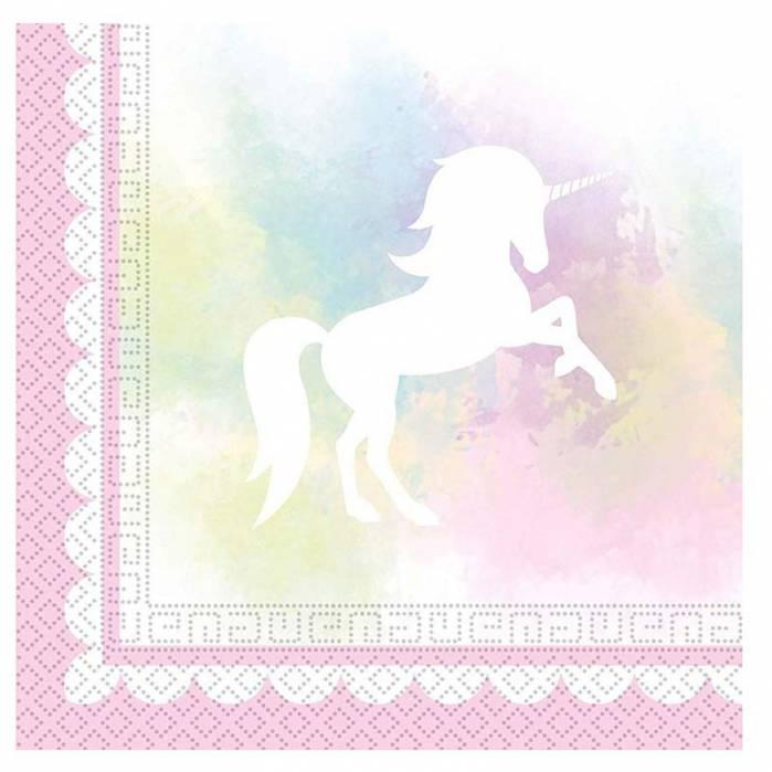 Tovaglioli believe in unicorns