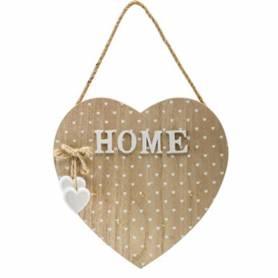 Portachiavi legno Home Heart
