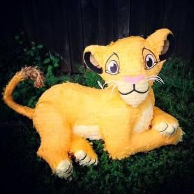 Pignatta Re leone corpo Simba