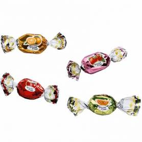 Caramelle ripiene mix frutta kg 1