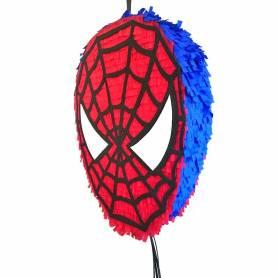 Pignatta Spiderman testa piatta