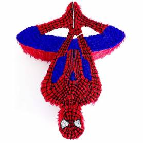 pignatta spiderman corpo intero