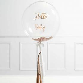 Palloncino bubble con...