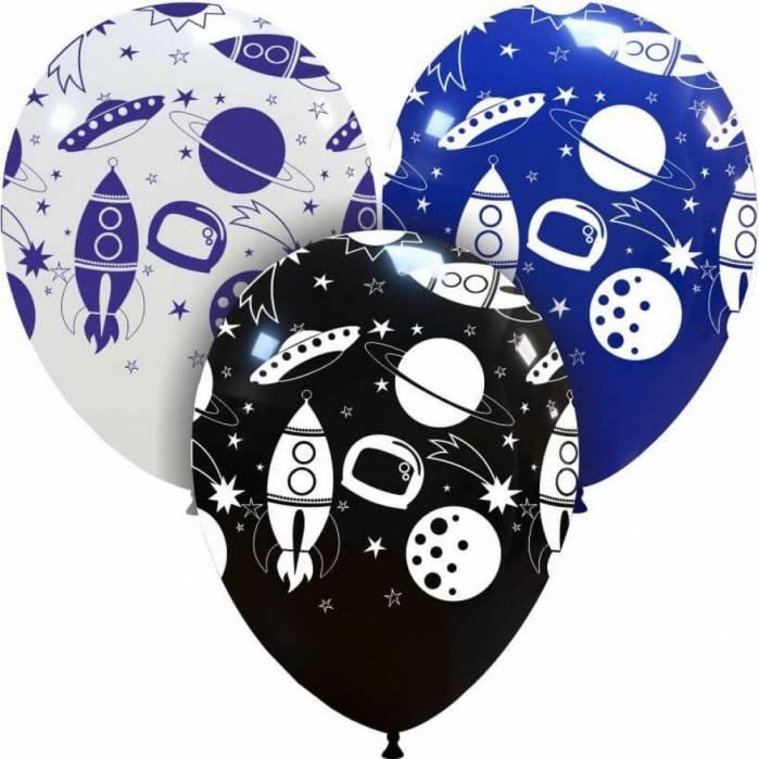 Palloncini elementi spaziali assortiti