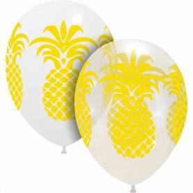 Palloncini Ananas assortiti