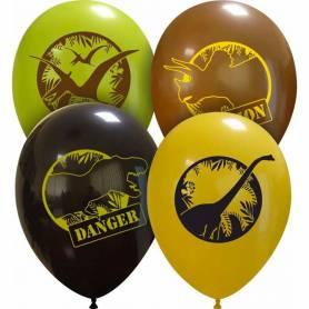 Palloncini dinosauri assortiti
