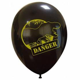 Palloncino stampa dinosauro danger