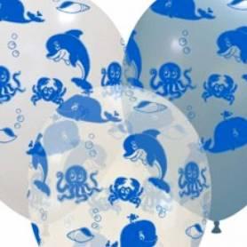 Palloncini animali oceano assortiti