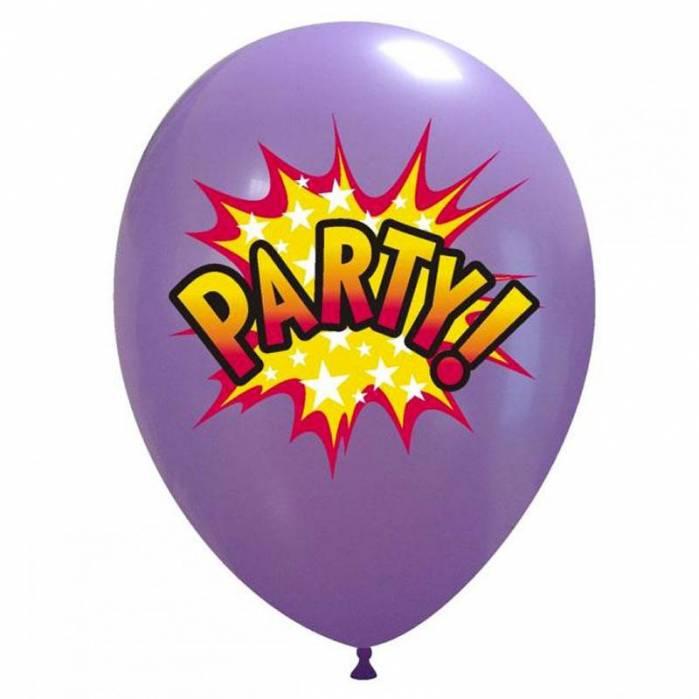 Palloncino Party Pow