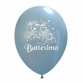Palloncino Battesimo Angeli Bimbo