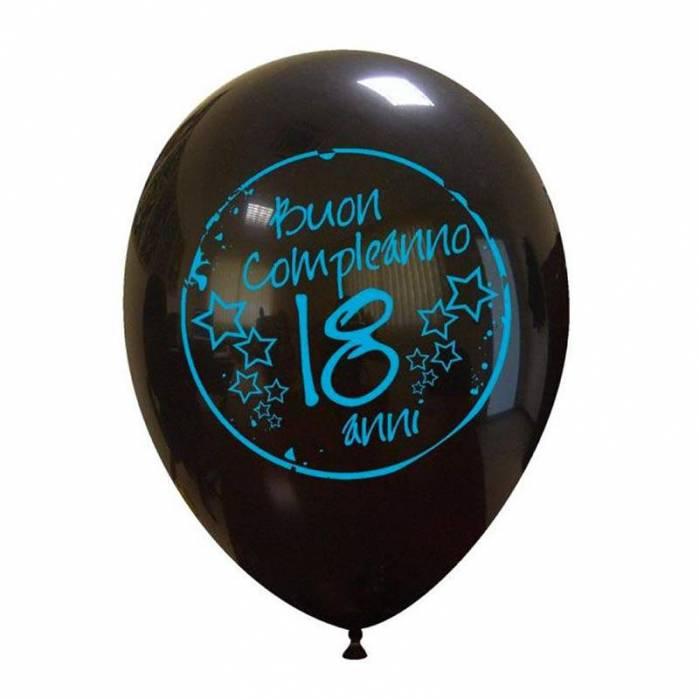 Palloncino 18 anni Buon Compleanno