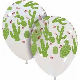Palloncini Cactus colorato