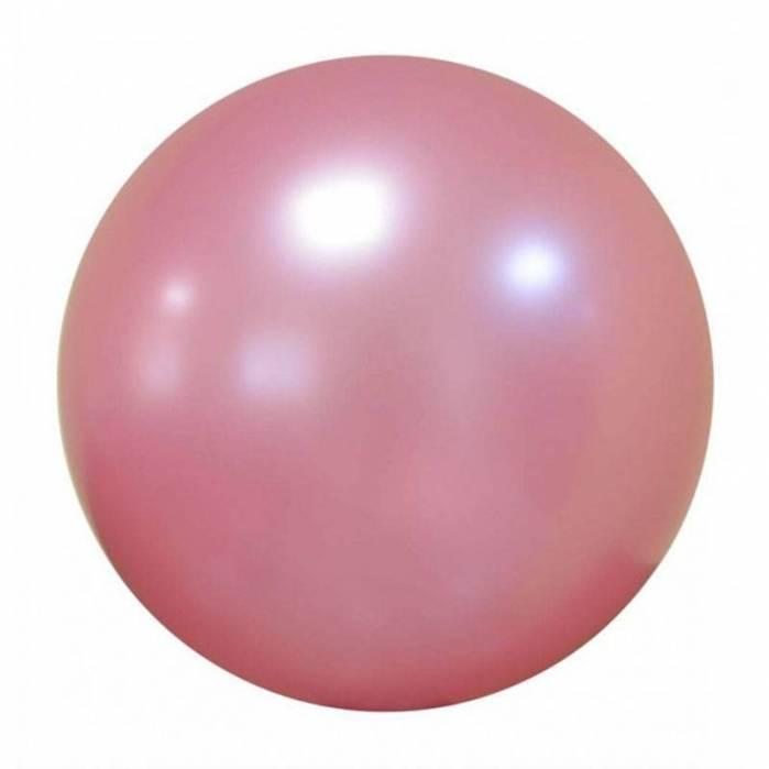 Palloncino Bubble Chrome Rosa