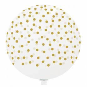 Pallone Gigante Pioggia Coriandoli