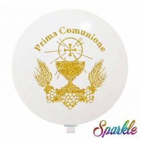 Glitter Prima Comunione Oro