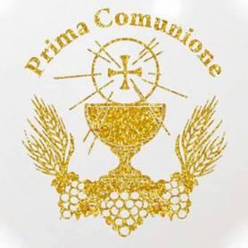 Glitter Prima Comunione Oro 32