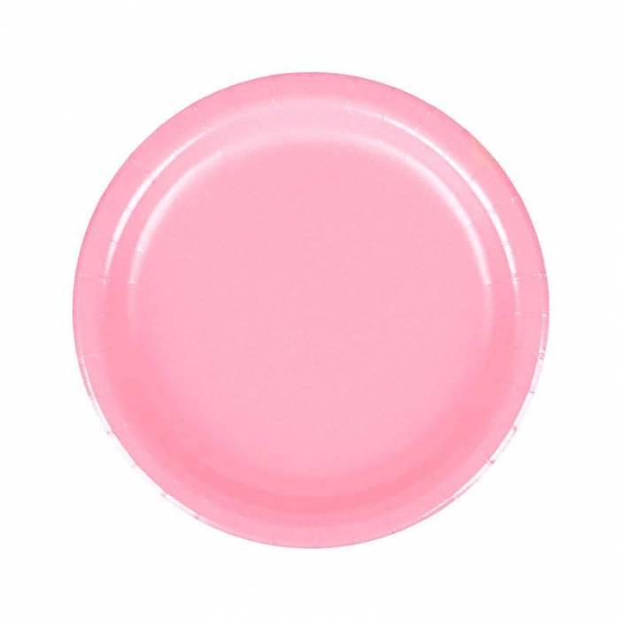 Piatti 18cm rosa