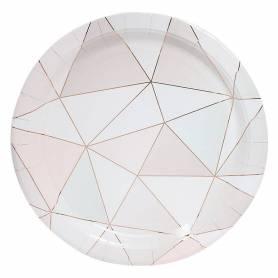 Piatti 23 cm Diamond 6 pz