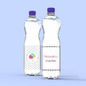 Etichette personalizzate per bottiglia