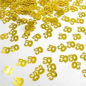 Coriandoli 50° Oro