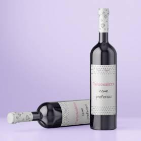 Etichetta per vino personalizzata