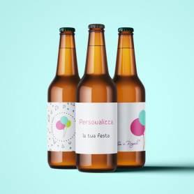 Etichette birra personalizzate