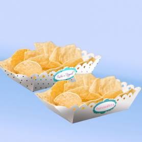 Contenitori snack personalizzati