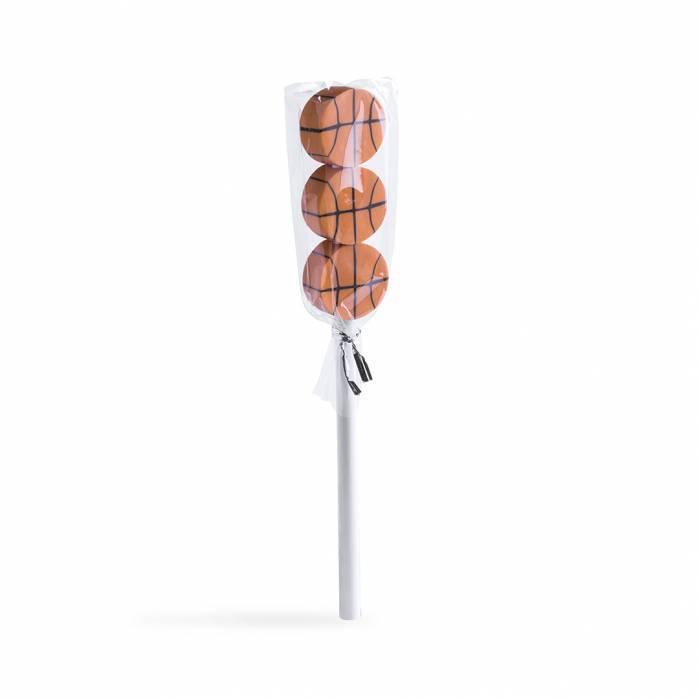 matita con gomme pallacanestro
