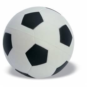 Palla gommosa da calcio antistress