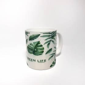 Tazza stampa green