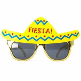 occhiali festa messicana
