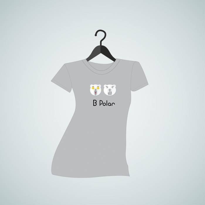 Maglietta b-polar
