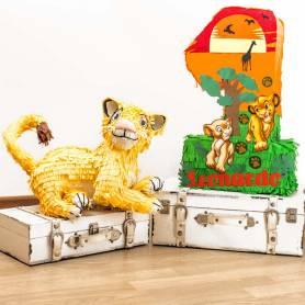 Set pignatta re leone