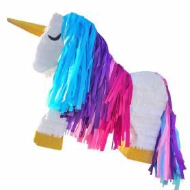 Pignatta Unicorno colorata