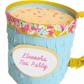 Pignatta tazza confetti
