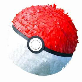 pignatta pokeball