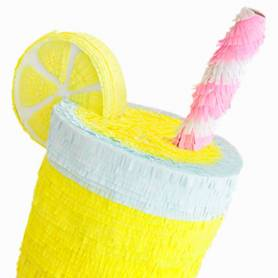 Pignatta limonata cannuccia