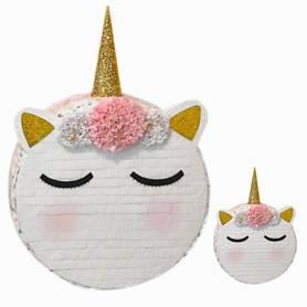 Set pignatta unicorno testa
