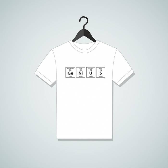 Maglietta Chimica