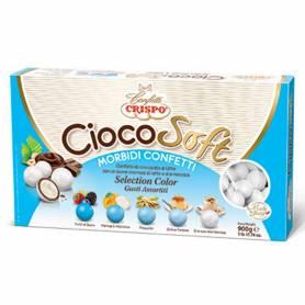 ciocosoft  mix frutta e pasticcerie celeste